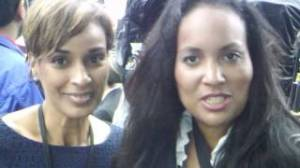 Kita with Veronica Griffin, CBS Atlanta reporter